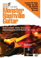 Monster Nashville Guitar DVD