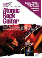 Atomic Rock Guitar DVD