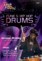 Funk & Hip Hop Drums DVD
