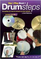 Say & Play: Drumsteps, Book 1