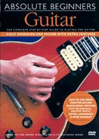 Absolute Beginners Guitar DVD
