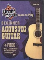 House of Blues - Beginner Acoustic Guitar DVD
