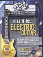 Peavey Presents Play It All On Electric Guitar DVD