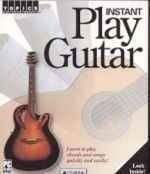 Instant Play Guitar CD-ROMs