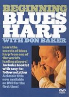 Beginning Blues Harp DVD