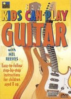 Kids Can Play Guitar DVD