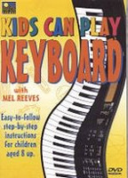 Kids Can Play Keyboard DVD