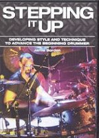 Stepping It Up DVD
