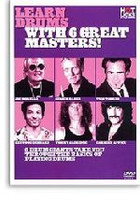 Learn Drums With 6 Great Masters! DVD
