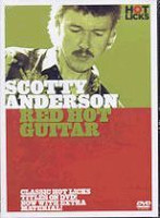 Scotty Anderson: Red Hot Guitar DVD