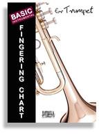 Basic Fingering Chart for Trumpet