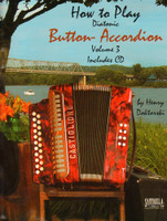 How To Play Button Accordion with CD Volume 3
