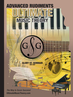 Ultimate Music Theory - Advanced Rudiments Workbook