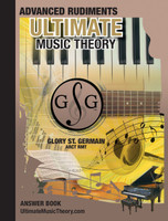 Ultimate Music Theory - Advanced Rudiments Answer Book
