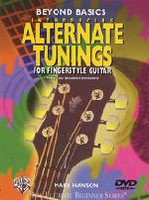 Beyond Basics: Introducing Alternate Tunings DVD