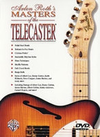 Arlen Roth - Masters of the Telecaster DVD