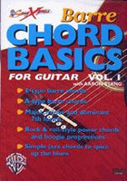 SongXpress Barre Chord Basics Vol. 1 DVD