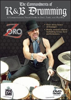 The Commandments of R&B Drumming DVD