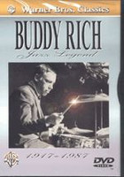 Buddy Rich, Jazz Legend -- DVD
