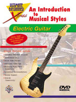 UBXpress: An Introduction to Musical Styles for Electric Guitar