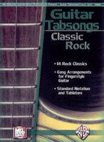 Guitar Tabsongs -- Classic Rock
