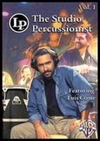 The Studio Percussionist Vol. 1/ featuring Luis Conte DVD