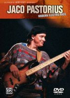 Jaco Pastorius - Modern Electric Bass DVD