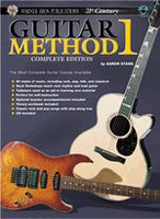 21st Century Guitar Method 1 Complete Edition