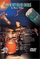 The Drum Set Crash Course DVD