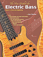 New Method for Electric Bass, Book 1