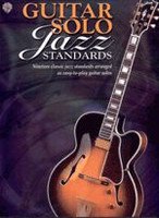 Guitar Solo Jazz Standards