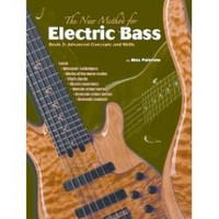 New Method for Electric Bass, Book 2 Advanced Concepts & Skills