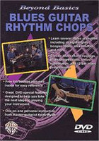 Blues Guitar Rhythm Chops - DVD