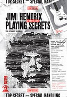 Guitar World: Jimi Hendrix Playing Secrets DVD