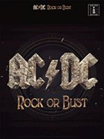 AC/DC - Rock or Bust Songbook
