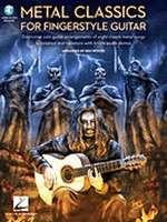 Metal Classics for Fingerstyle Guitar