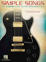 Simple Songs - The Easiest Easy Guitar Songbook Ever
