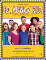 Broadway Kids - Music Minus One