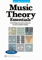 Music Theory Essentials - Mini Music Guides