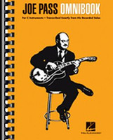 Joe Pass Omnibook - For C Instruments