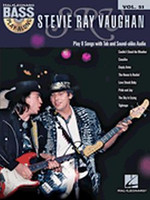 Stevie Ray Vaughan - Bass Play-Along