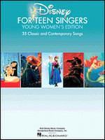 Disney for Teen Singers - Young Women's Edition