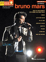 Bruno Mars - Pro Vocal Men's Edition