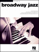 Broadway Jazz - Jazz Piano Solos Series
