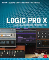 Logic Pro X - Audio and Music Production