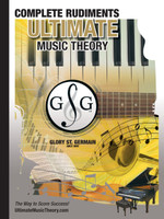 Ultimate Music Theory - Complete Rudiments Workbook
