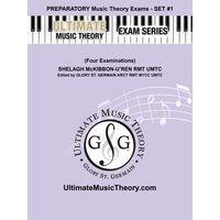 Ulitmate Music Theory - Preparatory Exam Set #1