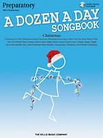 A Dozen a Day Christmas Songbook - Preparatory
