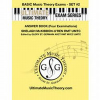 Ultimate Music Theory - Basic Exam Set #2 Answers