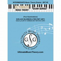 Ultimate Music Theory - Intermediate Exam Set #2